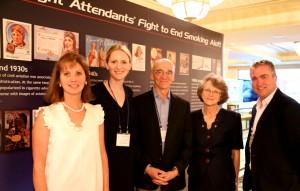 Flight Attendant Health Study collaborators meet at the FAMRI Scientific Symposium in Miami, FL.